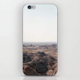 THE BADLANDS iPhone Skin
