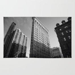 NYC Flatiron Building Rug