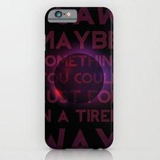 Drainage Slim Case iPhone 6s