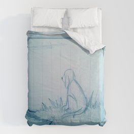 Lonely Dog Comforters