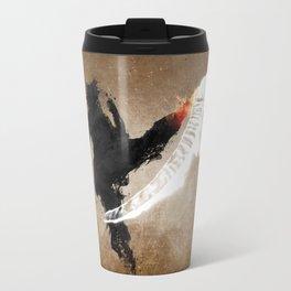 Get Bent :: Fire Travel Mug