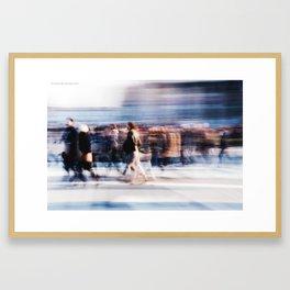 - Io non credo - Framed Art Print