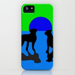 Endless dreams iPhone Case