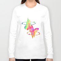 atlas Long Sleeve T-shirts featuring ATLAS by DIZYGOTIK