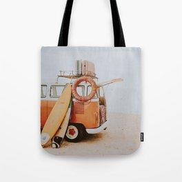 lets surf viii Tote Bag