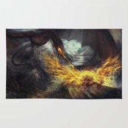 Dragon Slayer Rug