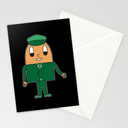 Egg Chauffeur Stationery Cards