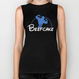Beefcake, BEEFCAKE! Biker Tank