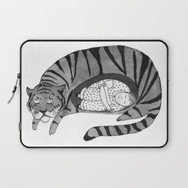 Big Cat Nap  Laptop Sleeve