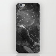 BUBBLE UNIVERSE 3 iPhone Skin