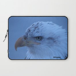 Young Eagle in Failing Light Laptop Sleeve