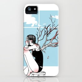 Grudge iPhone Case