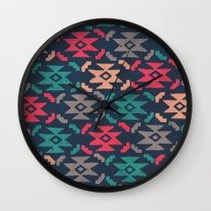 Prairie Wall Clock
