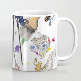 Dart Frogs Coffee Mug