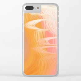 Threads Clear iPhone Case