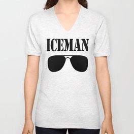 Iceman Unisex V-Neck