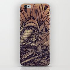 Last Struggle iPhone & iPod Skin