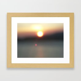 Blurb Framed Art Print