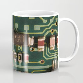 Connected by Electra Coffee Mug
