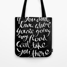 Roads Tote Bag