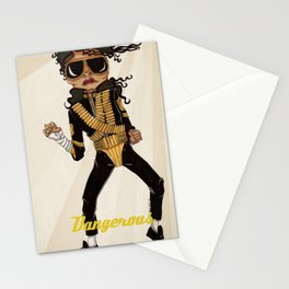 Dangerous Stationery Cards