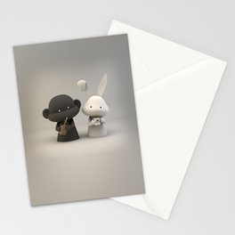 Coffee & Chocolate Milk Stationery Cards
