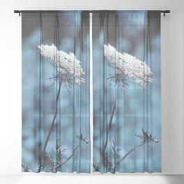 Dreaming of Company Sheer Curtain