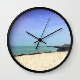 Beachcombers Wall Clock