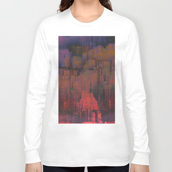 Urban Poetry in the Floating Town / 27-11-16 Long Sleeve T-shirt