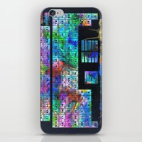periodic table iPhone & iPod Skins featuring periodic table of elements by Bekim ART