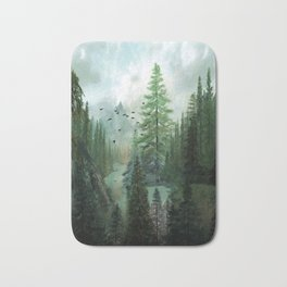 Mountain Morning 2 Bath Mat