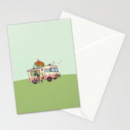 Dream Car Stationery Cards