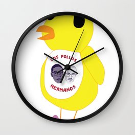 Breaking the Bad Chicken Wall Clock