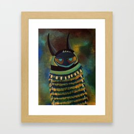 Monster Tribe Framed Art Print