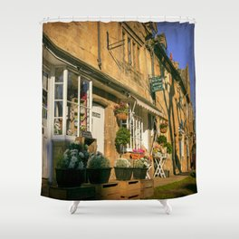 Sunny Chipping Campden Shower Curtain