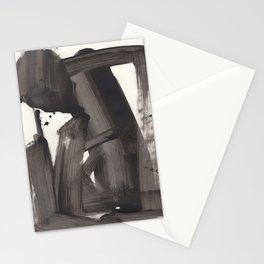 Mono Brush Stationery Cards
