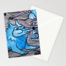 THE PENCALS Stationery Cards