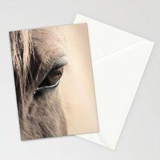 horses eye Stationery Cards