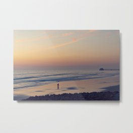 just you and me Metal Print