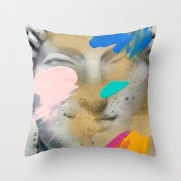Composition 514 Throw Pillow
