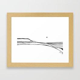 Landscape 110113 Framed Art Print