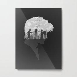Goodbye Raggedy Man (Alternate) Metal Print