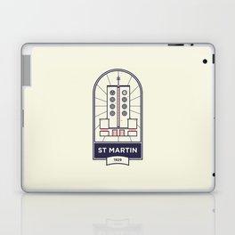 ST. MARTIN - BERLIN 1929 Laptop & iPad Skin
