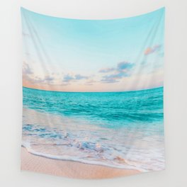 Ocean Bliss #society6 #society6artprint #buyart Wall Tapestry