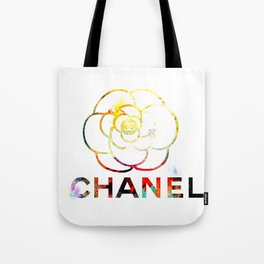 Fashion Flower Tote Bag
