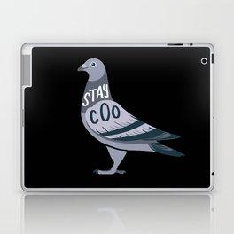 Stay Cool Pigeon Laptop & iPad Skin