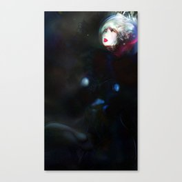 Dream Blue Canvas Print