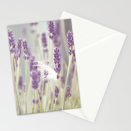 Touched by an angel Stationery Cards