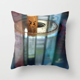 I Am Everywhere Throw Pillow