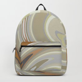 Distorted stripes in colour 3 Backpack